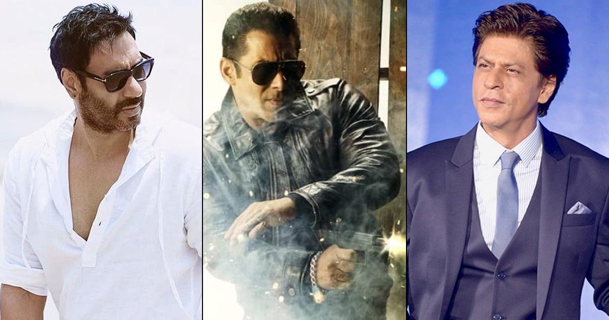 Salman Khan's Radhe Has A Shah Rukh Khan & Ajay Devgn Connect Which No One Saw Coming!