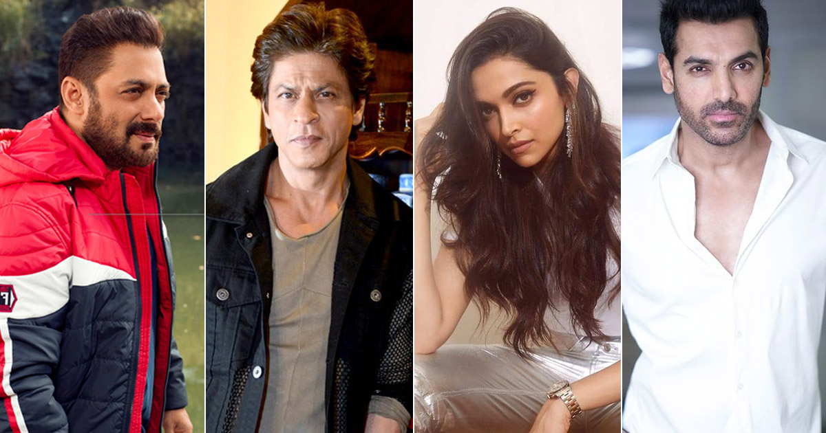 Pathan: Salman Khan To Shoot With Shah Rukh Khan, Deepika Padukone & John Abraham In UAE! Deets Inside