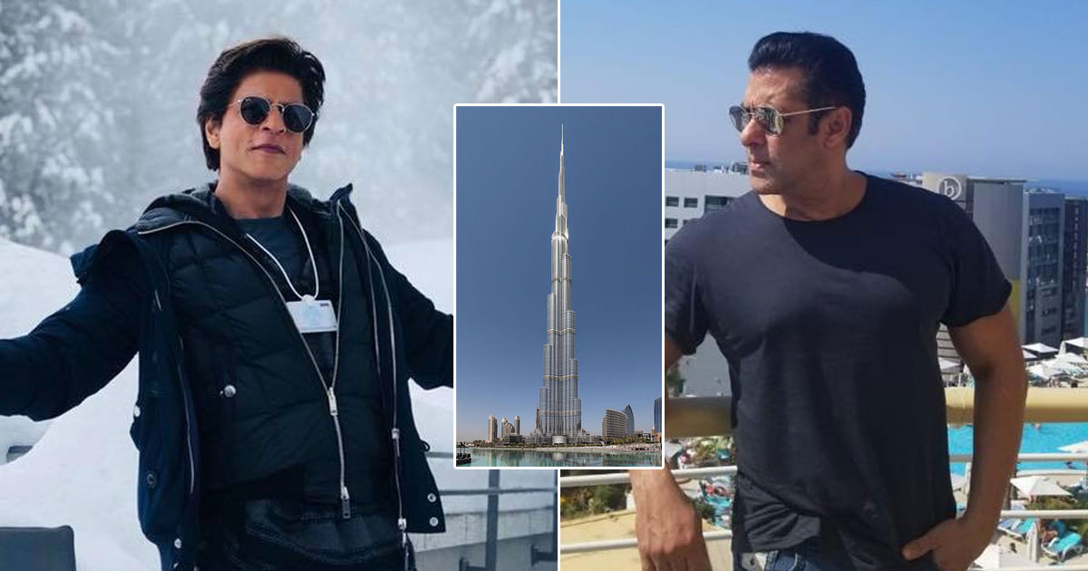 Salman Khan To Meet 'Pathan' Shah Rukh Khan On The Top Of Burj Khalifa For An Action Sequence? Deets Inside