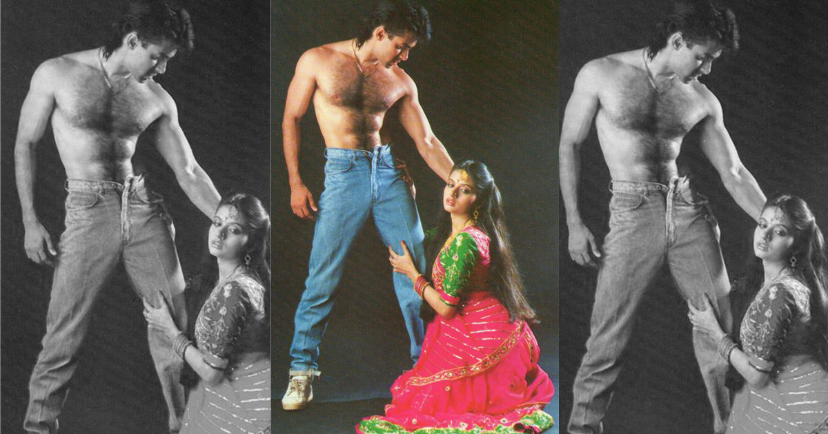Salman Khan Was Once Asked To 'Catch Bhagyashree & Smooch' Her, Read To Know His Reaction To It