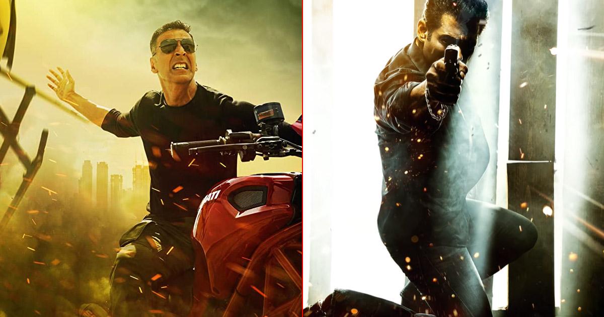 Salman Khan's Radhe Trailer & Not Teaser To Release With Akshay Kumar's Sooryavanshi? Check Out!