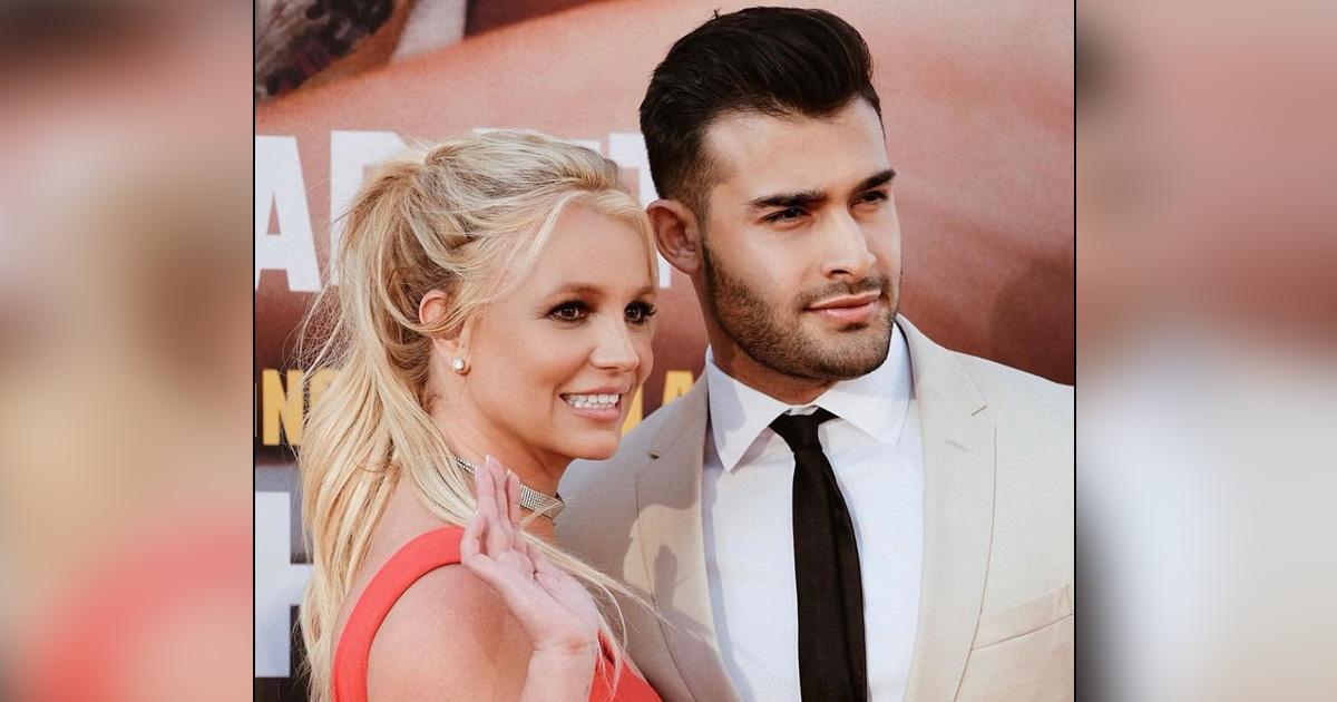 Sam Asghari Bashes Britney Spears' Dad On Social Media