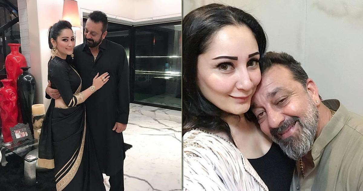 Sanjay Dutt celebrates 12 years of marriage with Maanayata