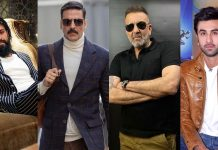 Sanjay Dutt celebrates turning villain opposite Ranbir Kapoor, Yash and Akshay Kumar as he completes 40 years in Bollywood