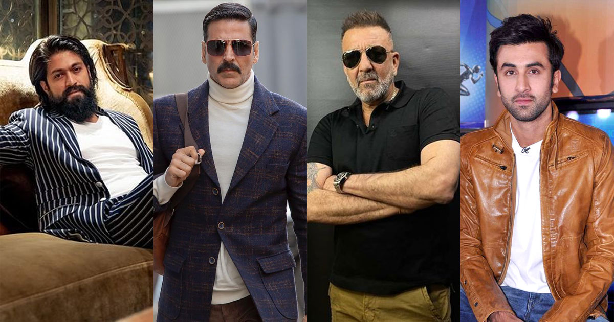 Sanjay Dutt celebrates turning villain opposite Ranbir Kapoor, Yash and Akshay Kumar as he completes 40 years in Bollywood