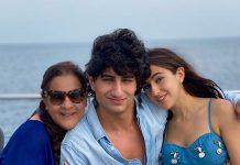 Sara Ali Khan sends out birthday love to mom Amrita Singh