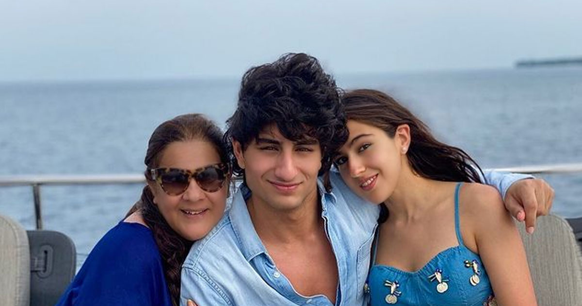 Sara Ali Khan sends out birthday love to mom Amrita Singh