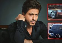Shah Rukh Khan Car Collection: From Bugatti Veyron To Rolls Royce Phantom - Here's What You Own When You're The King Of Bollywood!