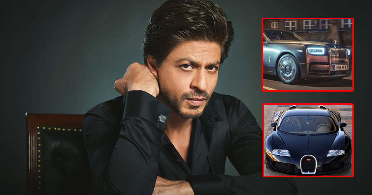 Shah Rukh Khan Car Collection: From Bugatti Veyron To Rolls Royce Phantom - Here Is What The 'King Of Bollywood' Owns, Check Out