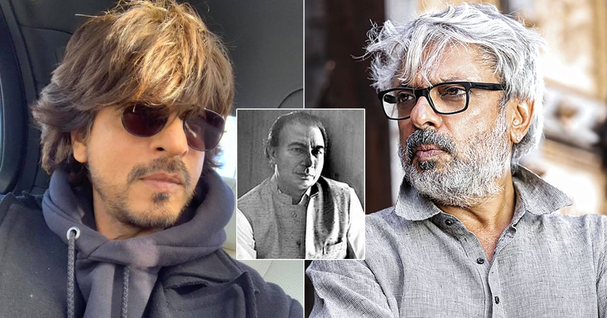 Shah Rukh Khan To Finally Bring Sahir Ludhianvi's Story On Screen With Sanjay Leela Bhansali? Fresh Details Out!