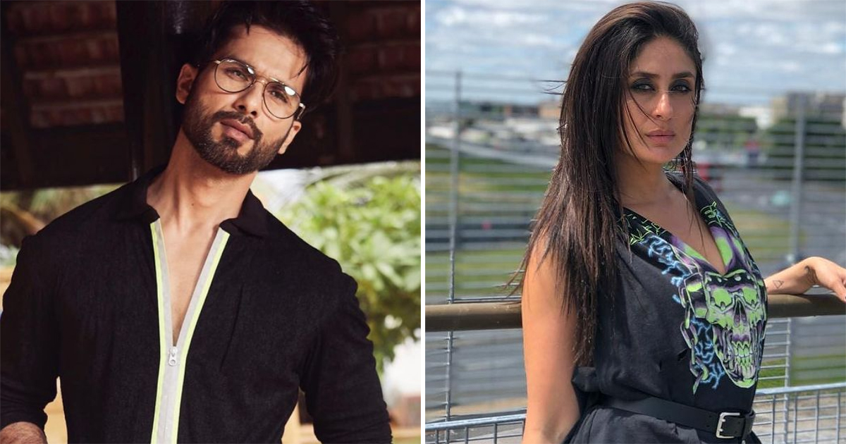 Shahid Kapoor Gave A Befitting Reply To Media When Questioned About His Awkwardness In Kareena Kapoor Khan's Presence At The Udta Punjab Trailer Launch