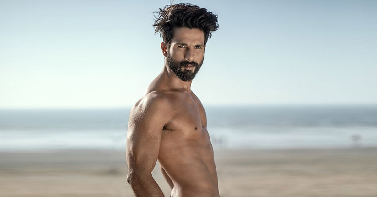 Shahid Kapoor's Monday treat to fans is a gym selfie
