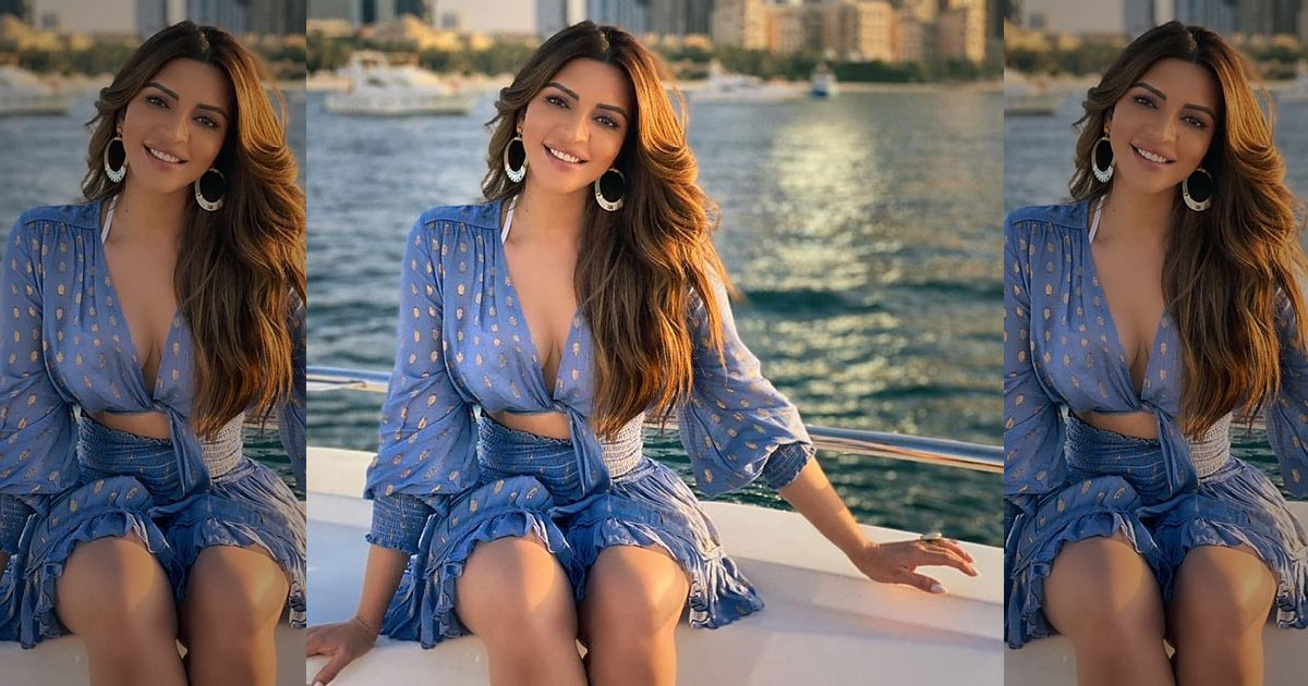 Shama Sikander Shares 'Too Hot To Handle' Throwback Pictures!