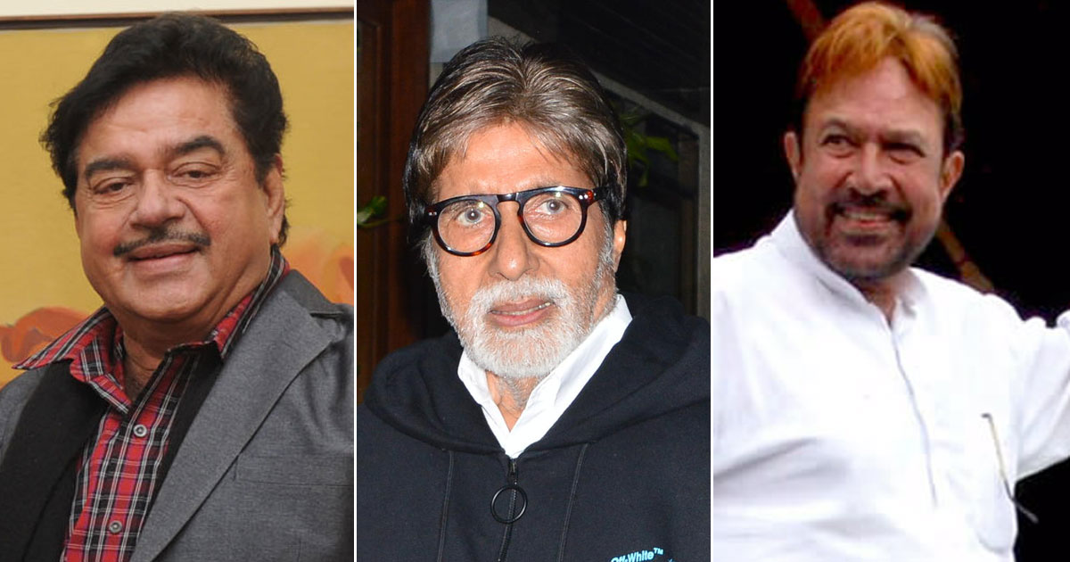Shatrughan Sinha Reveals The Real Reason Behind His Fallout With Amitabh Bachchan & Rajesh Khanna
