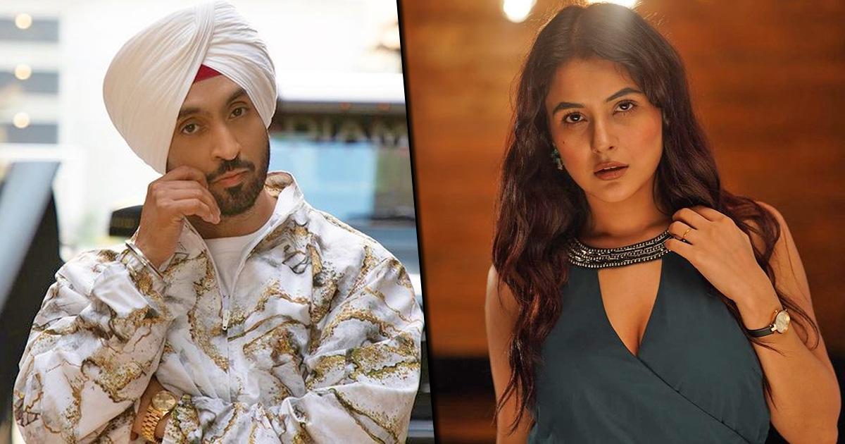 Shehnaaz Gill To Star Opposite Diljit Dosanjh In 'Honsla Rakh'