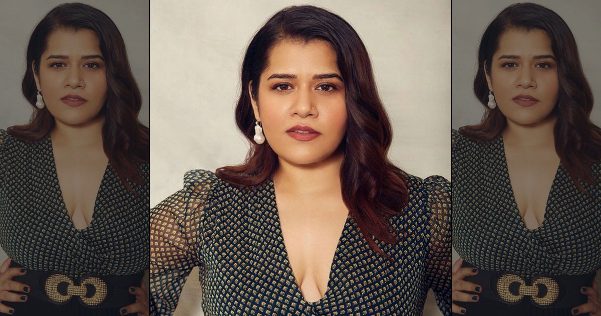 """Shikha Talsania On Facing The Pressure To Look Good: """"Be Ready For Whatever Comes Your Way..."""""""