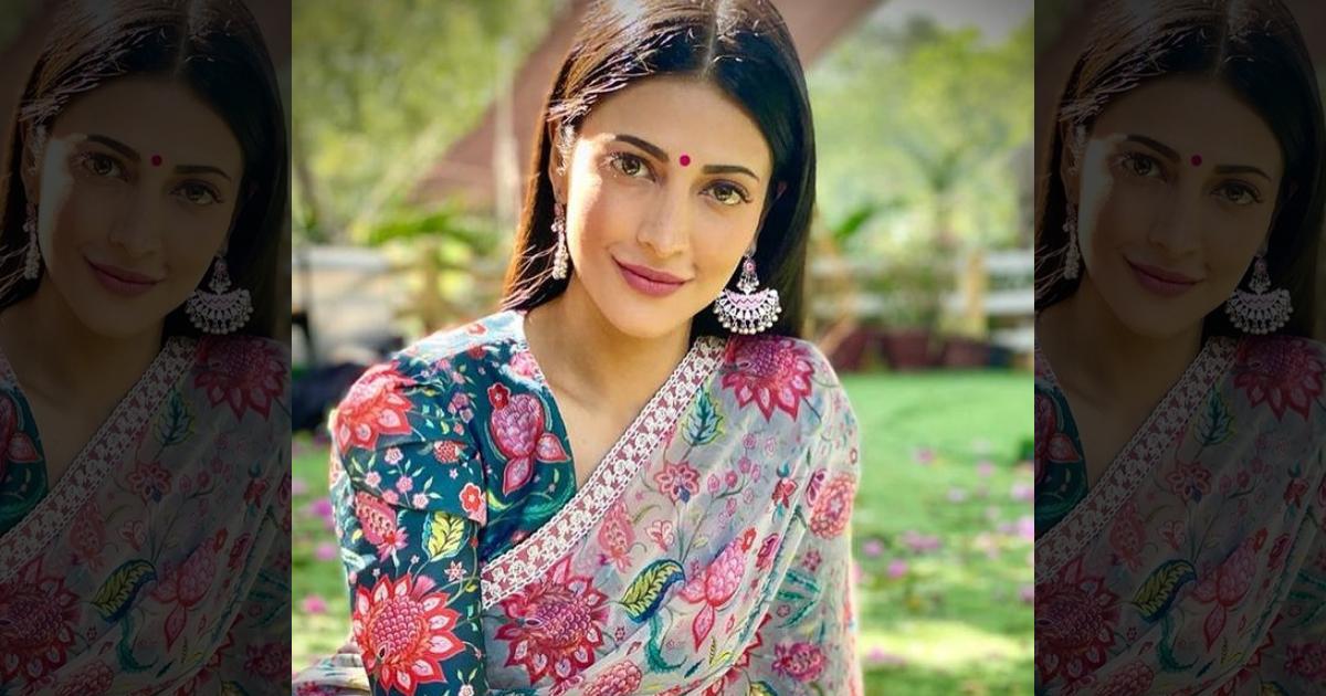 Shruti Haasan: Glad to have wonderful things to do