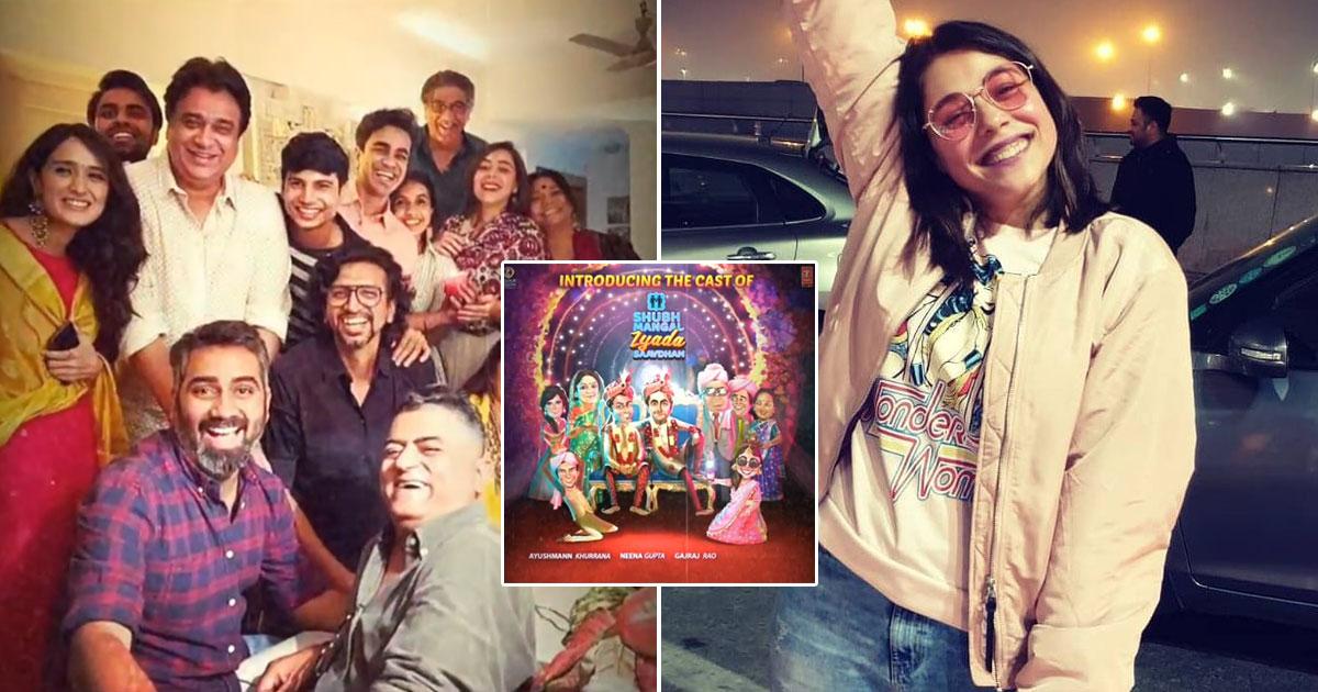 'Shubh Mangal Zyada Saavdhan' Turns One: Maanvi Gagroo Posts Nostalgic Video