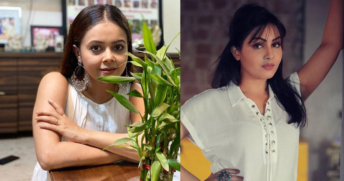 Shubhangi Atre Backs Devoleena Bhattacharjee's Act In Bigg Boss 14