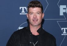 Singer Robin Thicke opens up on 'The blurred lines' controversy