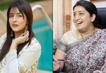 Smriti Irani Prefers Viral Rap 'Tuhada Kutta Tommy' Over 'Pawri Ho Rahi Hai Trend' Rap