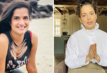 "Sona Mohapatra Asked Who Will Make Vaccine To Save People From Kangana Ranaut; Answers, ""She Is The Question, She Is The Answers"""