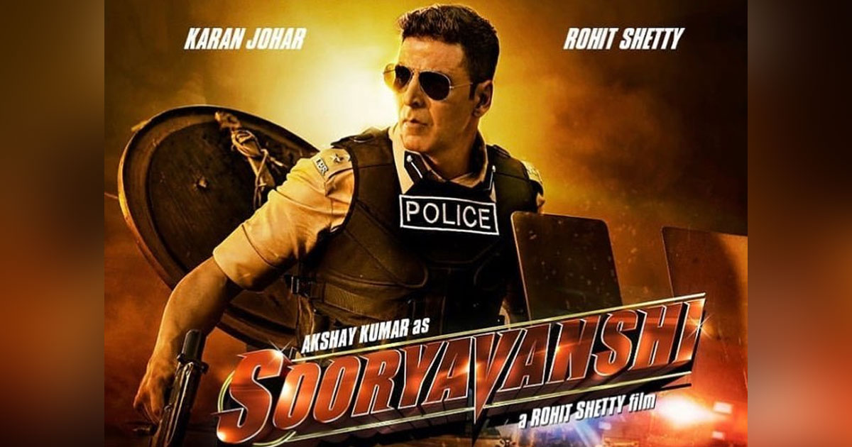 Sooryavanshi: Good News For Trade & Fans As Makers Start Booking Cinemas For Akshay Kumar Starrer's Release