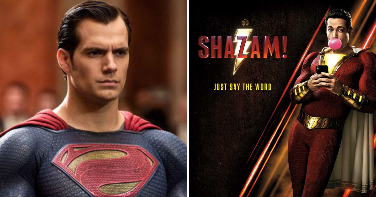 Shazam 2 To Not Have Henry Cavill As Superman
