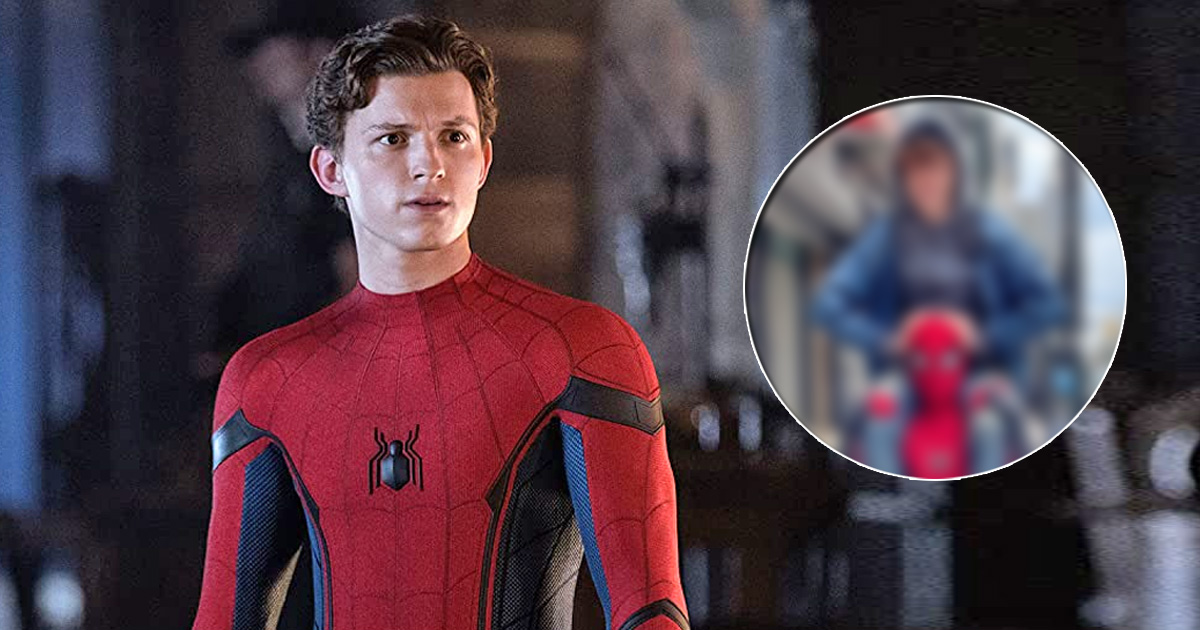 Spider-Man 3: Tom Holland Gives Piggyback Ride To His Brother On Set, Pics Inside!