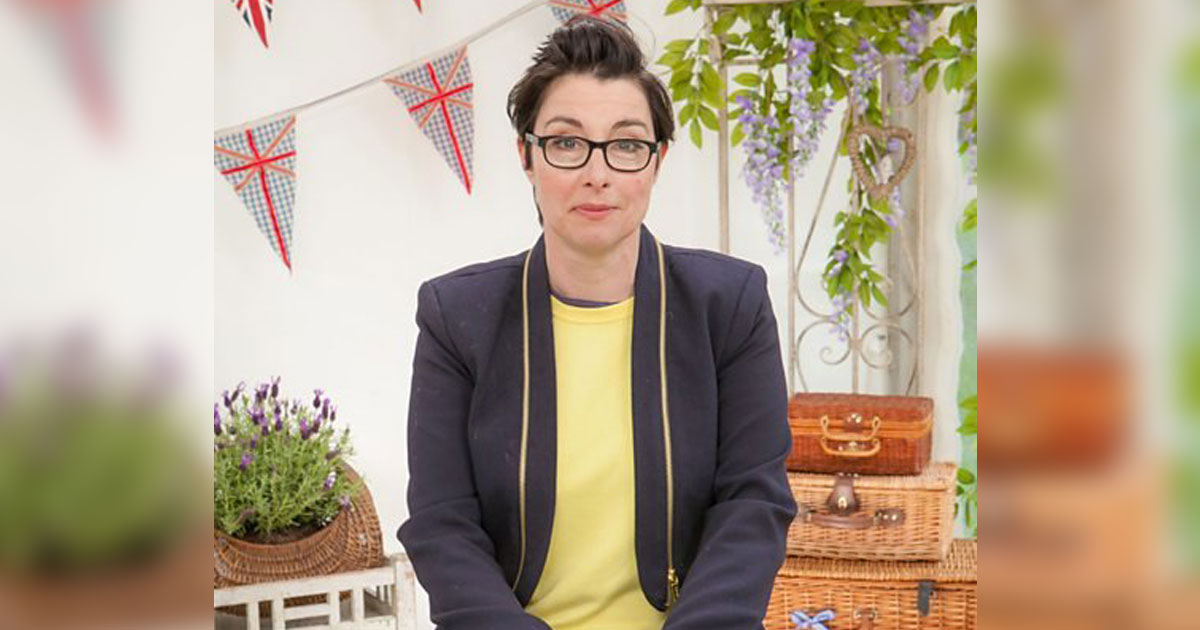 """Sue Perkins: """"I Am Obsessed With Ghosts"""""""