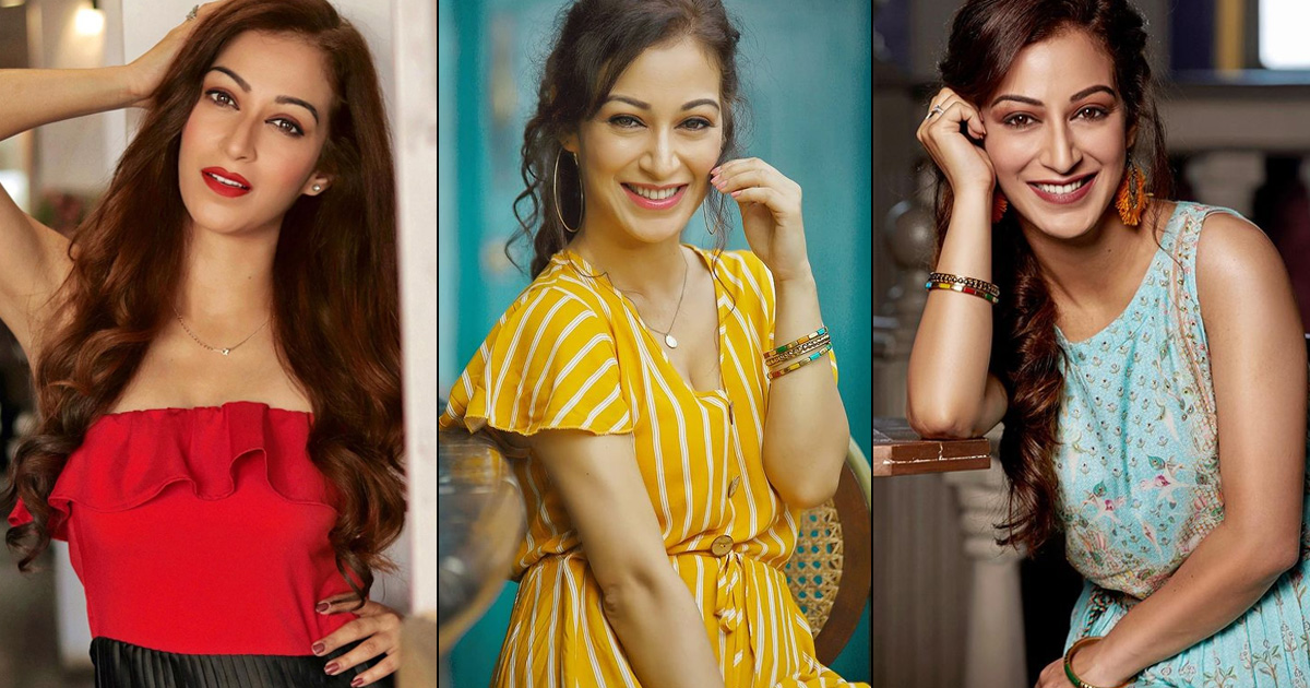 Sunayana Fozdar aka Anjali Mehta of Tarak Mehta Ka Ooltah Chashmah is a fashion diva in real life, these pictures are the proof
