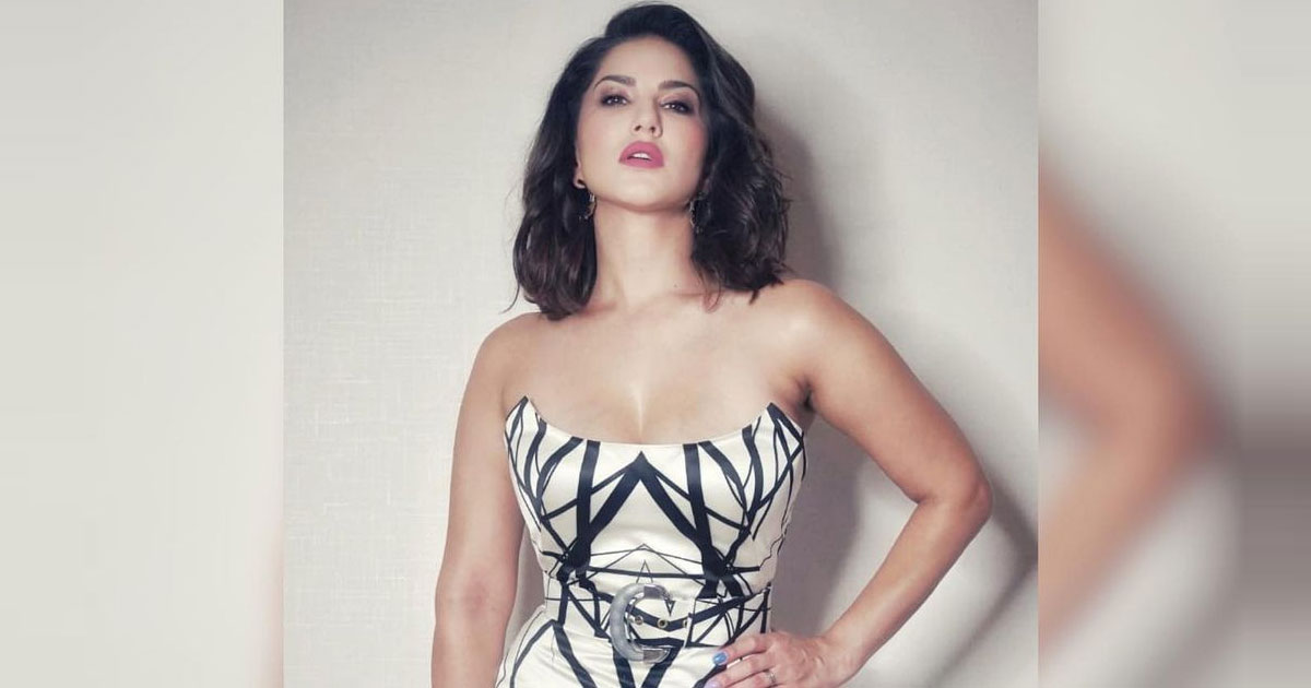 """Exclusive! Sunny Leone On Playing Sensuous Roles: """"Some People Typecast Me…"""""""