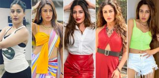 Surbhi Chandna: From Looking A Hot Mess In Red To Giving Boho Vibes In A Saree, Breakfast To Dinner Outfit Ideas Ft. The Naagin 5 Star