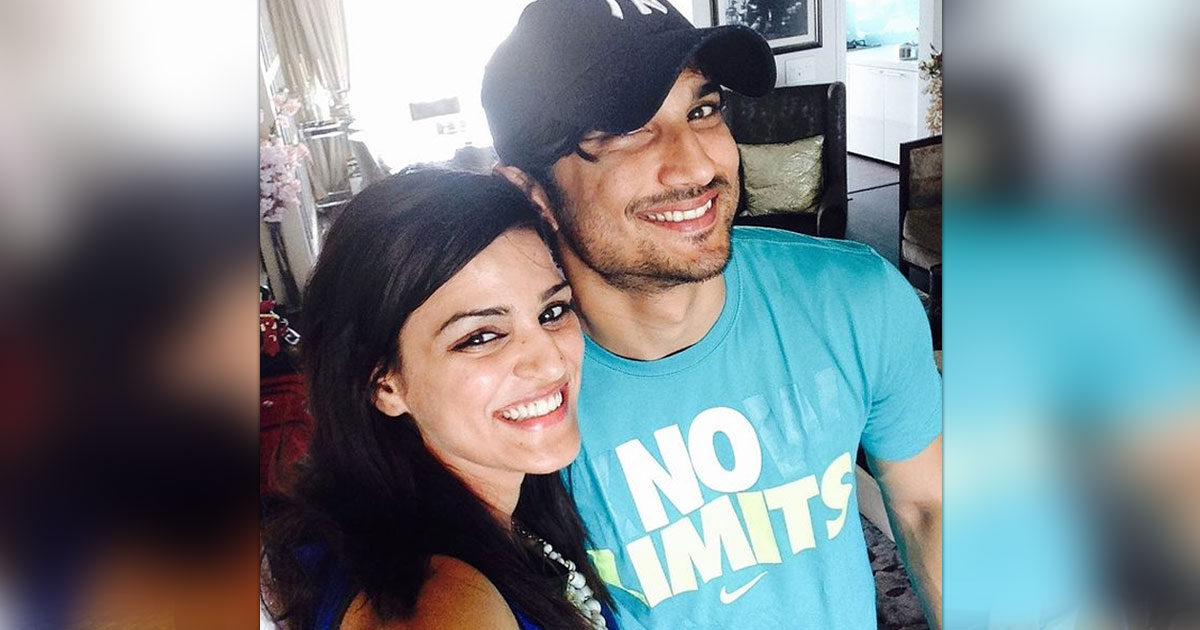 Sushant Singh Rajput's Sister Pens An Emotional Note For The Late Actor, Check Out