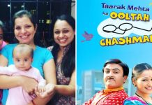 Taarak Mehta Ka Ooltah Chashmah: Jennifer Mistry Shares Throwback Pictures Of The Time When Ambika & Sonalika Came To Meet Her Daughter