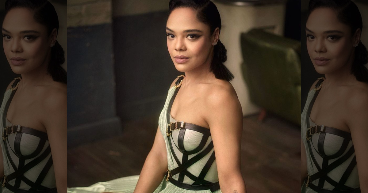 Tessa Thompson Feels She Became An Adult In 2020