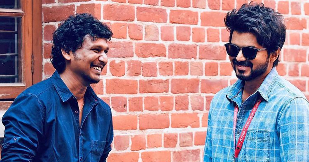 Thalapathy Vijay To Reunite With Lokesh Kanagaraj?