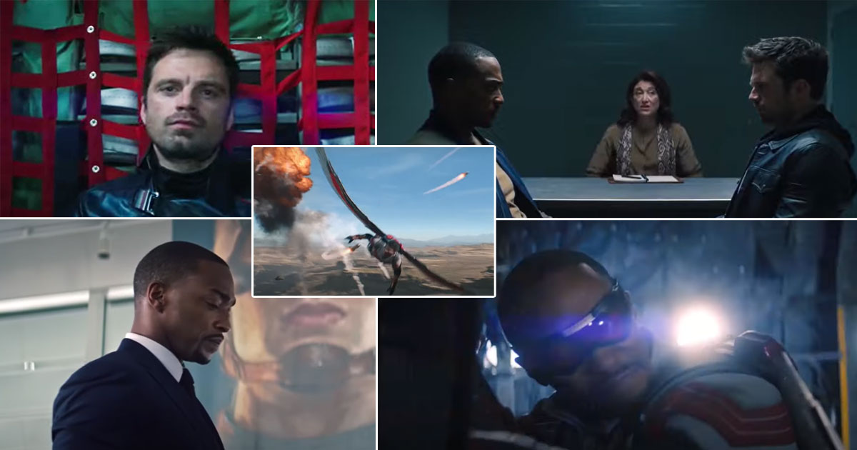 The Falcon And The Winter Soldier Trailer Review: Gear Up For Yet Another Bomb Of A Show From MCU!