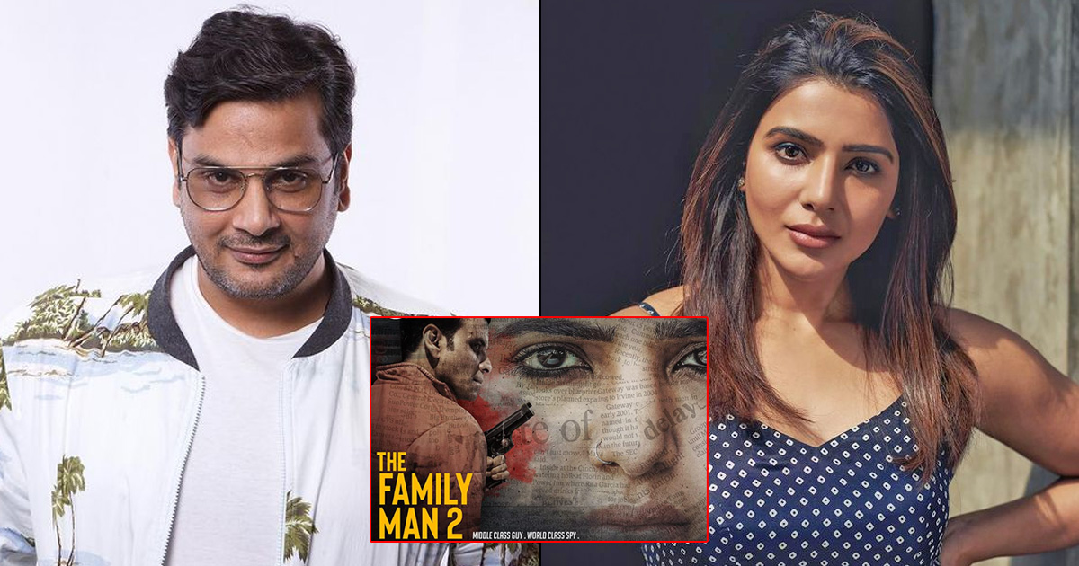 The Family Man 2: Mukesh Chabbra Reveals The Reason Behind Casting Samantha Akkineni & Calls Her The 'Surprise Element'