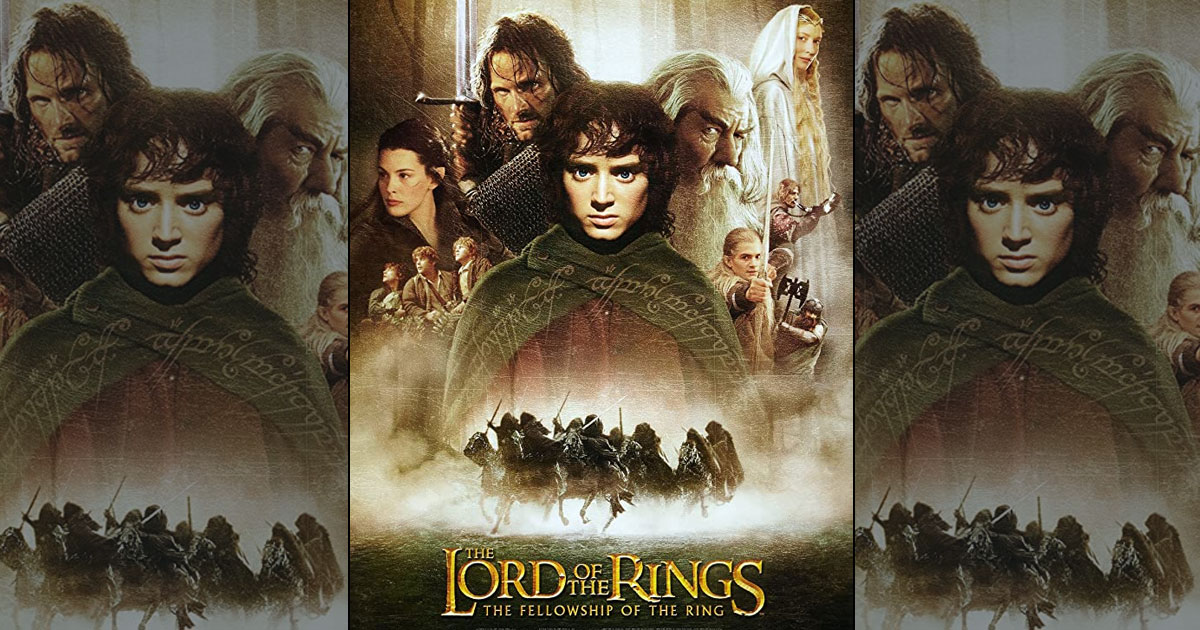 The Lord Of The Rings Is Re-Releasing