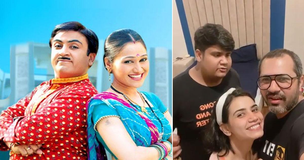 The Pawri Trend Just Got Funnier Thanks To Kush Shah AKA Goli Of Taarak Mehta Ka Ooltah Chashmah