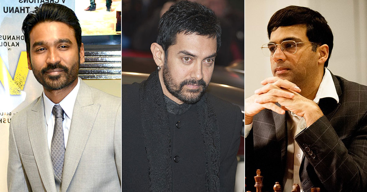 Not Dhanush But Aamir Khan Is The Choice Of Viswanathan Anand Biopic Producer
