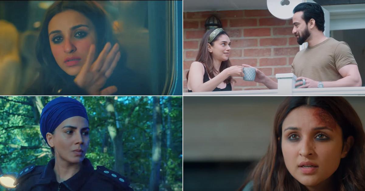 The Girl On The Train Trailer: Parineeti Chopra, Aditi Rao Hydari & Kirti Kulhari Promise A Ride Full Of Intrigue