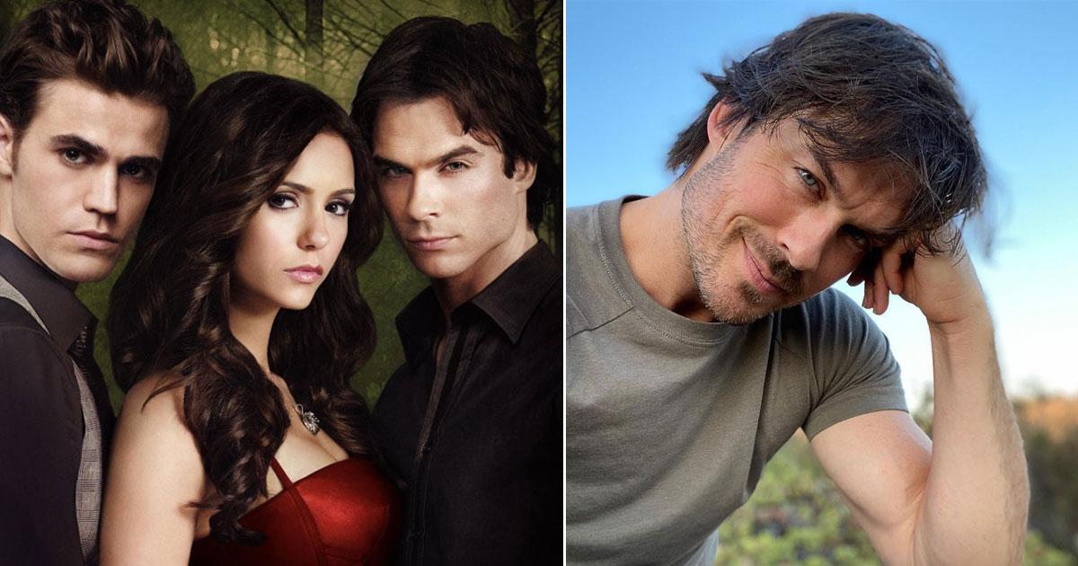 The Vampire Diaries Season 9 On The Cards? Ian Somerhalder Breaks Silence!