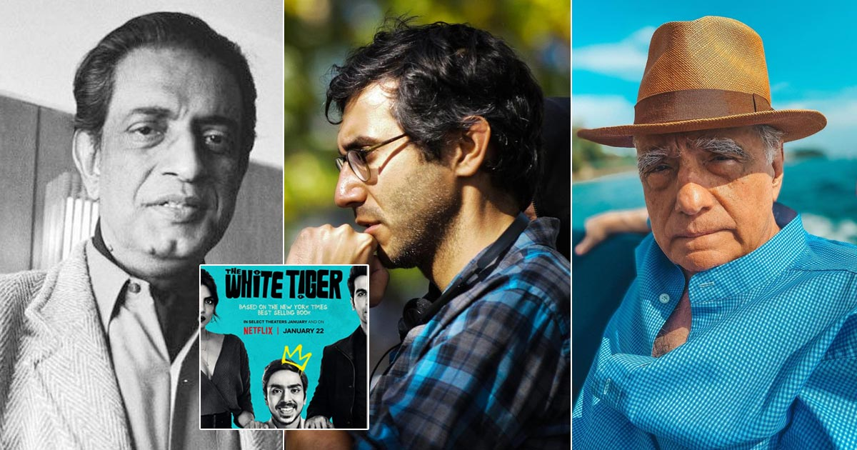 'The White Tiger' director Ramin Bahrani: Continue to draw upon Satyajit Ray's work