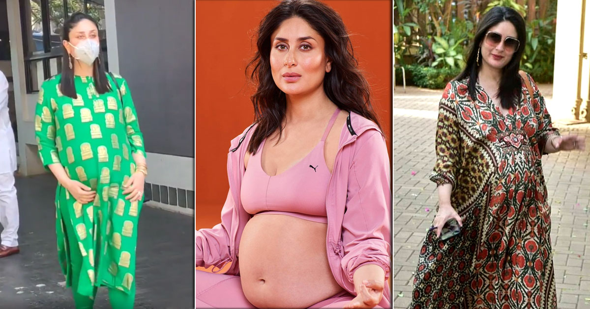 These Pictures Are Proof That Kareena Kapoor Khan Is A True Inspiration For Moms-To-Be