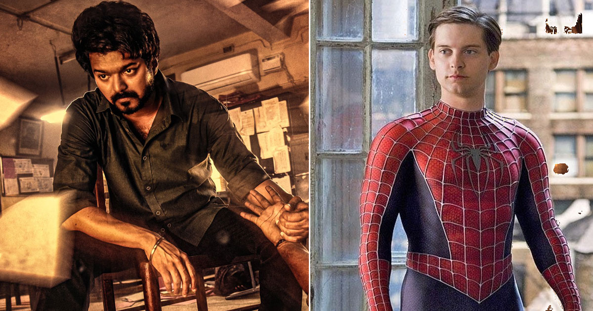 This Spider-Man 3 & Master Crossover By Amazon Prime Video Will Make Your Day
