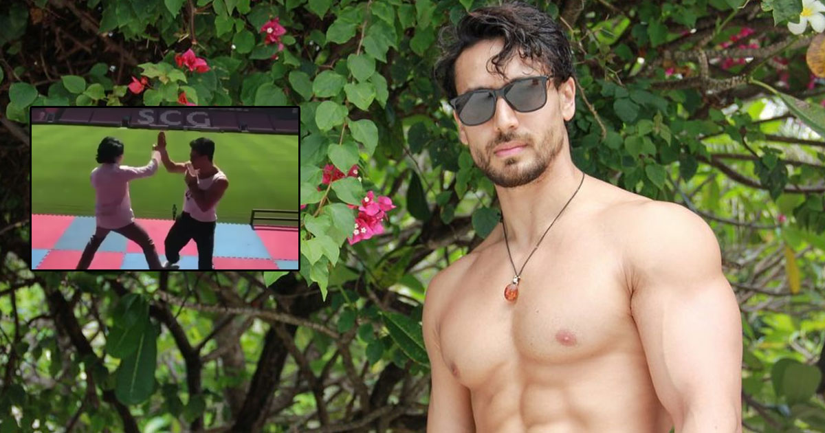 Tiger Shroff Reveals What's His First Love & We Couldn't Agree More