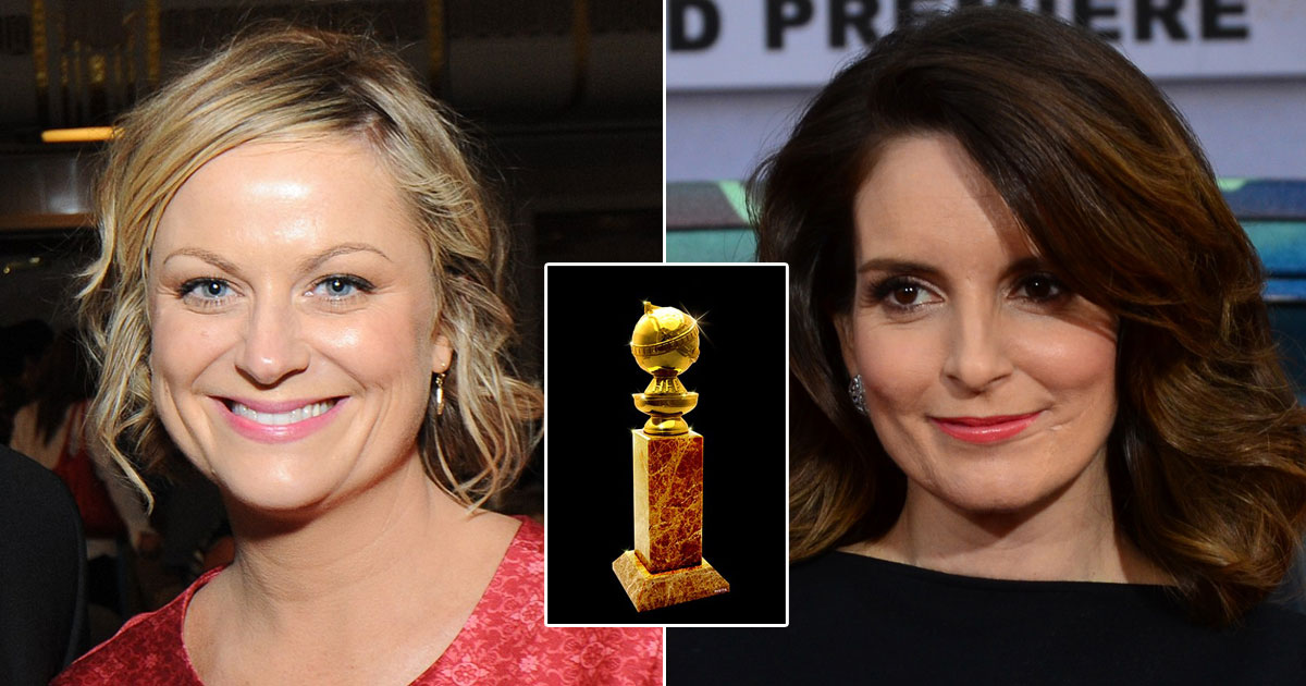 Golden Globes 2021: Tina Fey & Amy Poehler To Host The Event From Different Locations