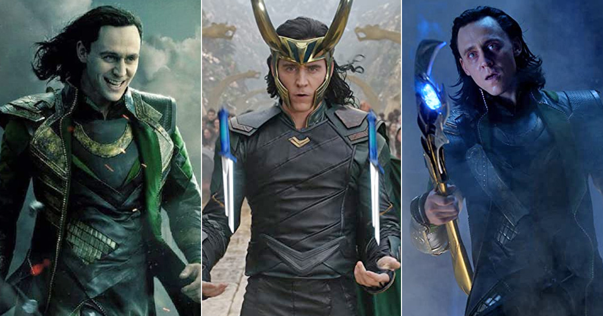 Tom Hiddleston As Loki Is Capable Of Putting A Smile On Your Face – Always
